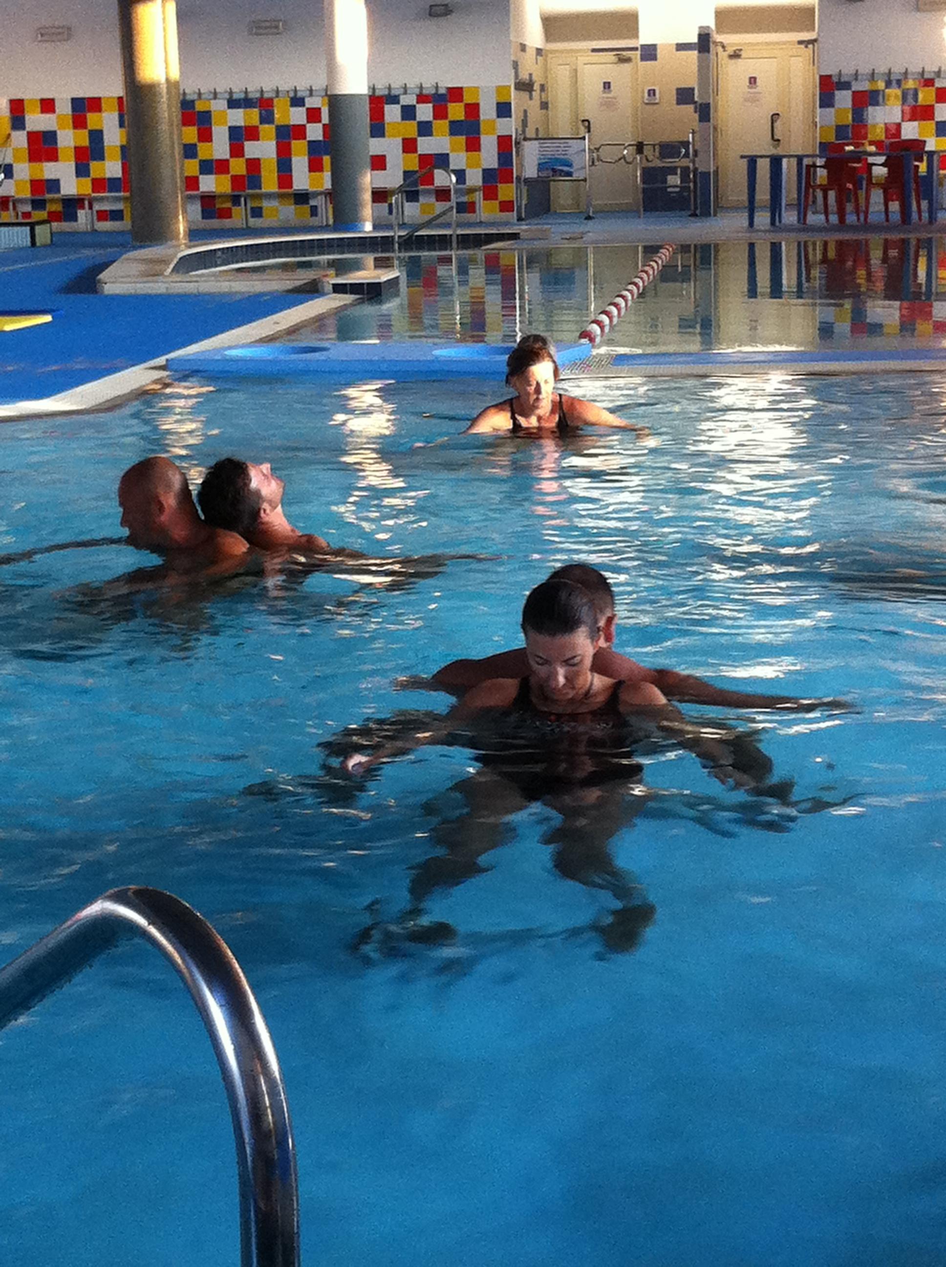 Corsi di Nuoto Adulti piscina castiglione delle stiviere