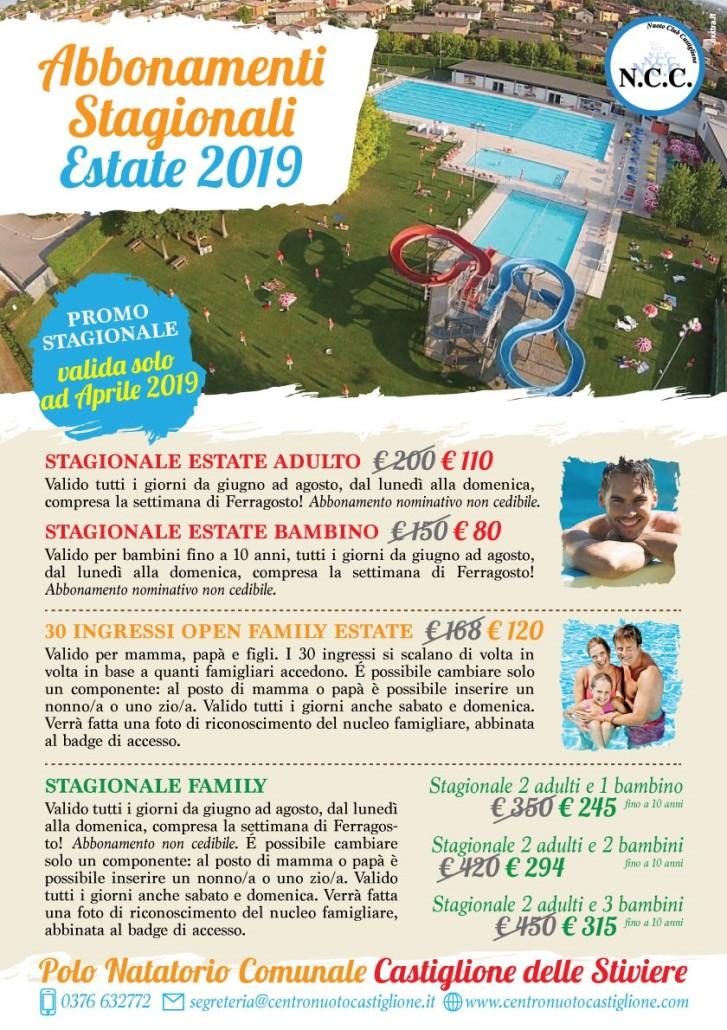 polo natatorio estate 2019